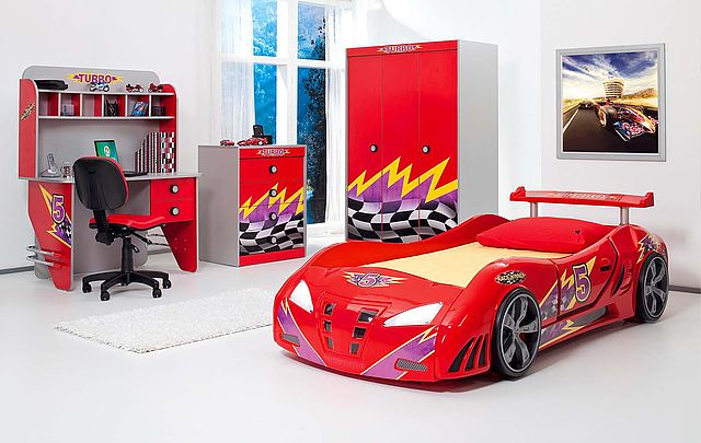 Παιδικό-Εφηβικό δωμάτιο Sofa And Style Yaris-Yaris
