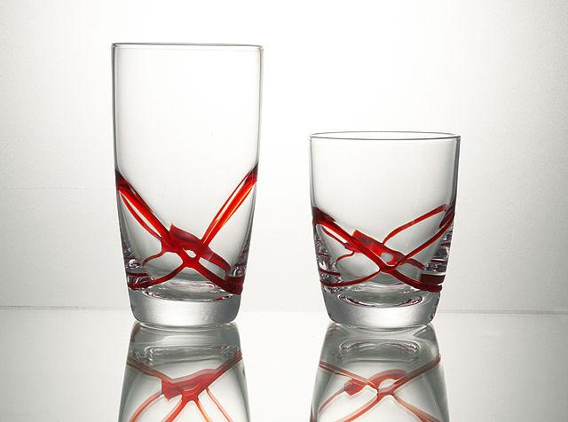 Σερβίτσιο ποτηριών Cryspo Trio X-treme-X-treme