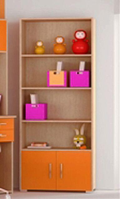 Παιδική Βιβλιοθήκη Oikia kantis Νο 12-Νο 12 πορτοκαλί