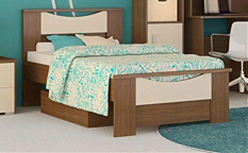 Παιδικό Κρεβάτι Oikia kantis Smile-Νο 15 Εκρού