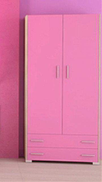 Παιδική Ντουλάπα Oikia kantis Νο 1-Νο 1 Ροζ