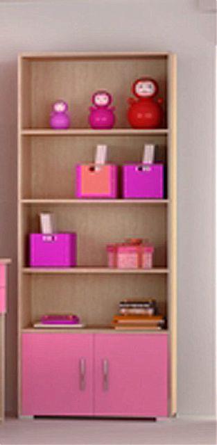 Παιδική Βιβλιοθήκη Oikia kantis Νο 12-Νο 12 ροζ