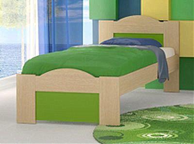Παιδικό Κρεβάτι Oikia kantis Wave-No 47 Λαχανί
