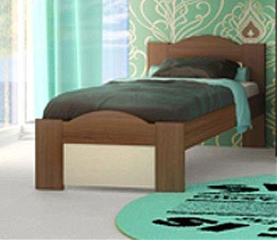 Παιδικό Κρεβάτι Oikia kantis Wave-No 47 Εκρού
