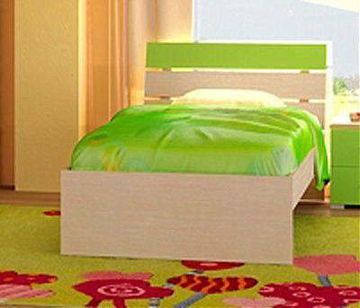 Παιδικό Κρεβάτι Oikia kantis Νο Γ52-Νο Γ52 Λαχανί