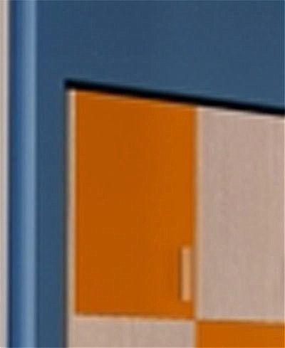 Παιδικό Πατάρι Ντουλάπας Oikia kantis Νο 32-Νο 32 Πορτοκαλί