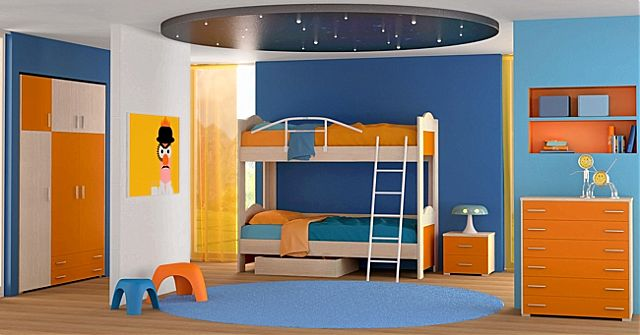 Παιδικό-Εφηβικό δωμάτιο Oikia kantis 0