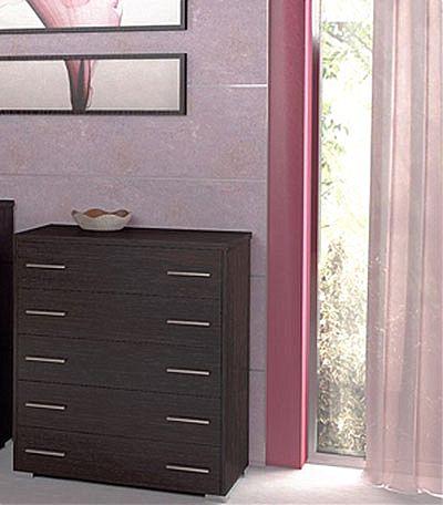 Συρταριέρα κρεβατοκάμαρας Oikia kantis Νο 5-Νο 5