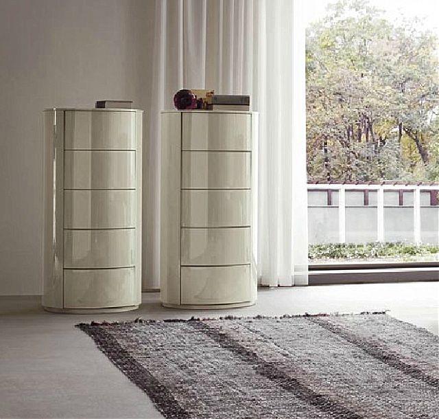 Συρταριέρα κρεβατοκάμαρας DallAgnese Christal-GM01359