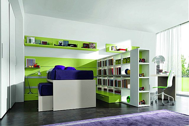 Παιδικό-Εφηβικό δωμάτιο Zalf Z012-Z012