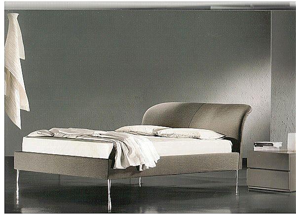 Κρεβάτι επενδυμένο Sofa And Style notturno-notturno