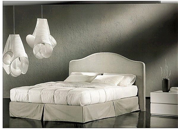 Κρεβάτι επενδυμένο Sofa And Style wave-wave