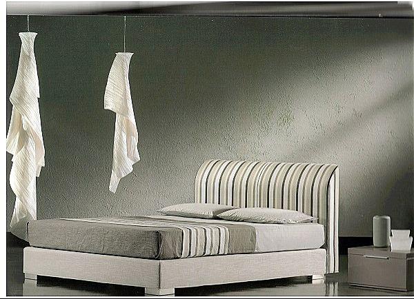 Κρεβάτι επενδυμένο Sofa And Style luna-luna