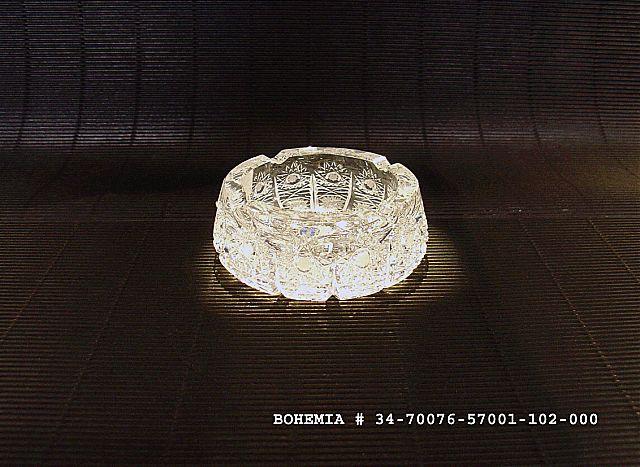 Σταχτοδοχείο(Τασάκι) Bohemia Cristal 500PK-34-70076-0-57001-102