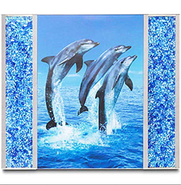 Κορνίζα διακοσμητική Swarovski Starlet-Starlet Blue