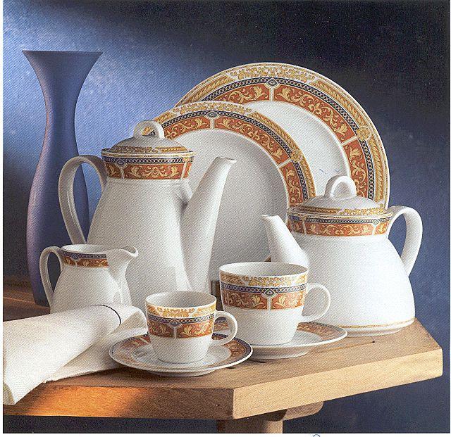 Σερβίτσιο πιάτων-φαγητού Winterling 1422-1422