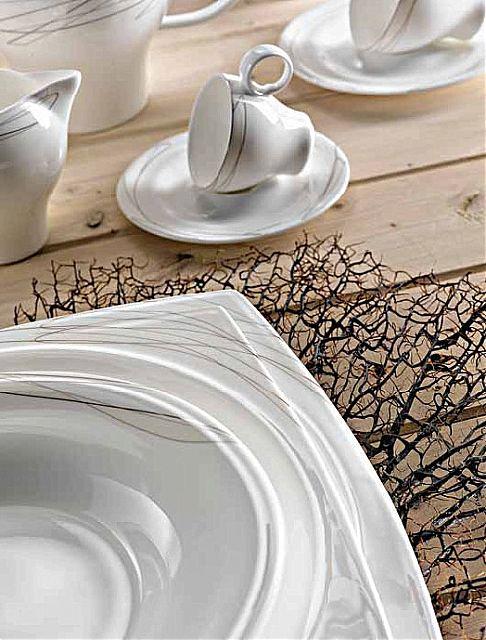 Σερβίτσιο πιάτων-φαγητού Andrea Fontebasso Aqua-Aqua Coralis