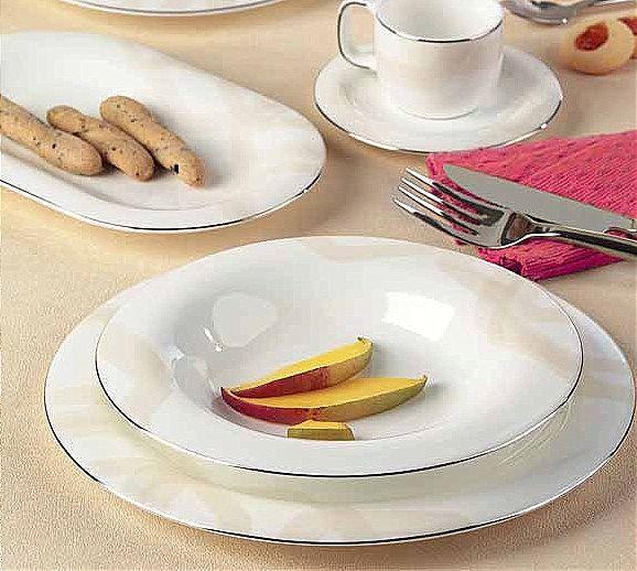 Σερβίτσιο πιάτων-φαγητού Andrea Fontebasso Globe-Globe Anubi