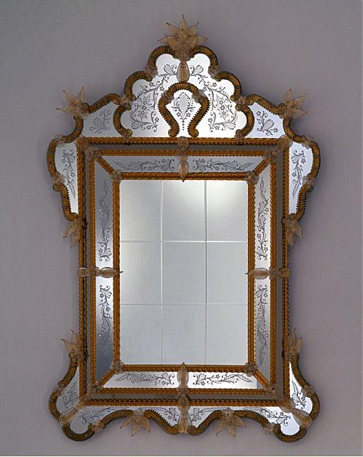 Καθρέφτης Frateli Tossi Venetian Style-353