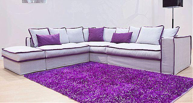 Καναπές γωνιακός Sofa And Style Soft-Soft
