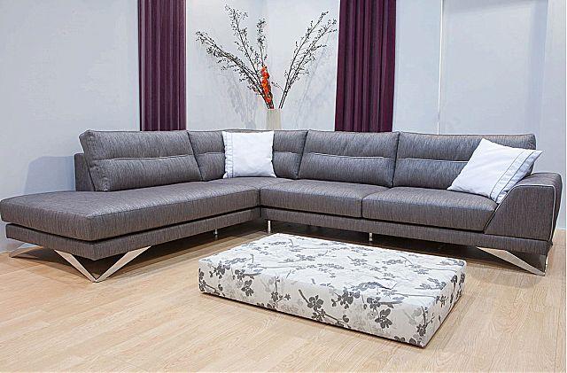 Καναπές γωνιακός Sofa And Style Elite-Elite